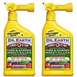 Dr. Earth Ready to Spray Yard and Garden Insect Killer, 32-Ounce, 2-Pack