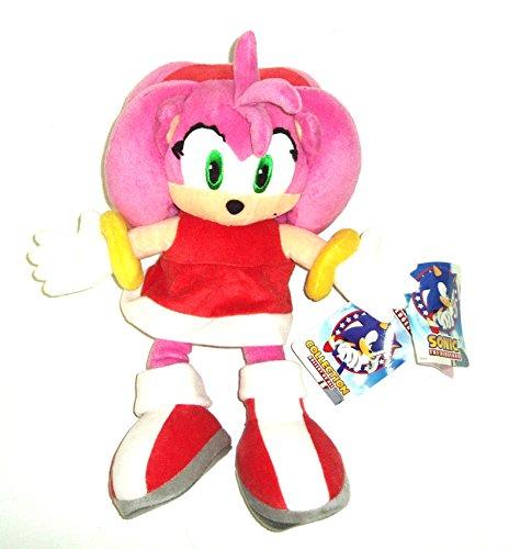 Amazon.com: Sonic The Hedgehog & Friends Full Set 33 Cm Soft Toys: Toys & Games
