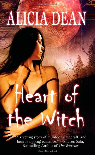 book cover of Heart of the Witch