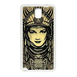 Shepard fairey art Phone Case for Samsung Galaxy Note3 Case