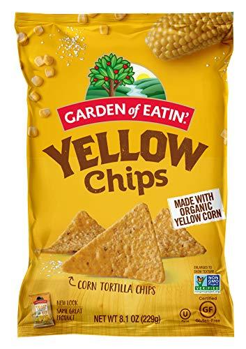 Garden of Eatin' Yellow Corn Tortilla Chips, 8.1 oz. (Packaging May Vary)