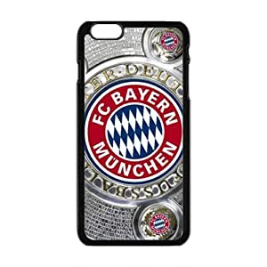 Fc Bayern Munchen Fashion Comstom Plastic case cover For Iphone 6 Plus