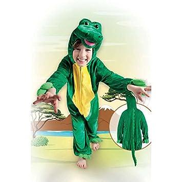 Disfraz de cocodrilo, de peluche Max 140 cm: Amazon.es: Juguetes y ...