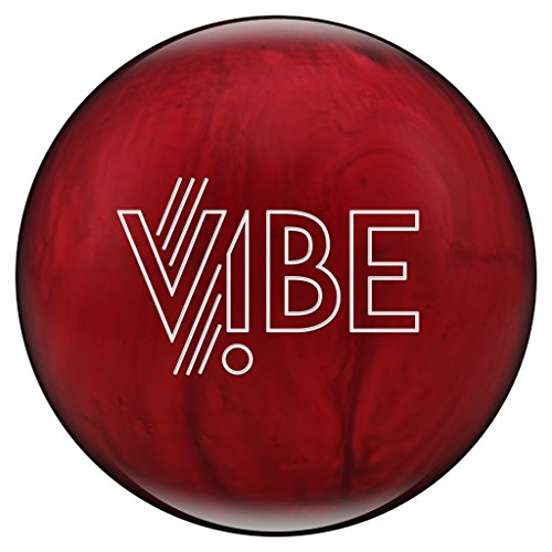 Hammer Vibe Cherry Bowling Balls, Cherry Red, 13 ()