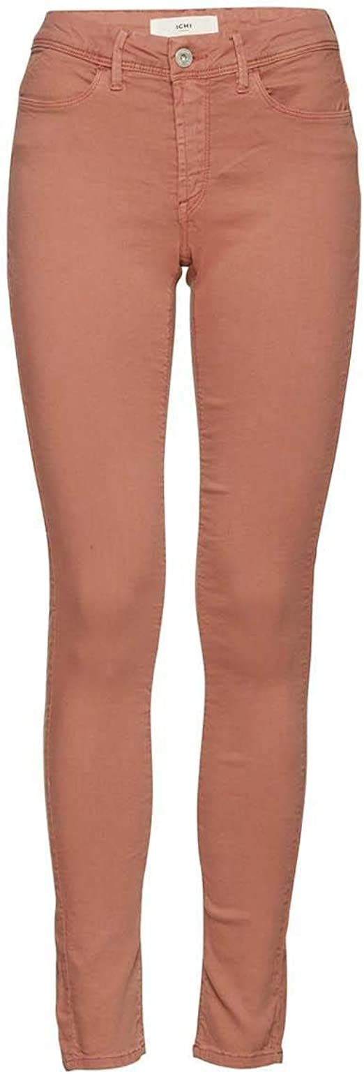 ICHI Jeans Zoe Garam Rosa W27 L32 Rosa