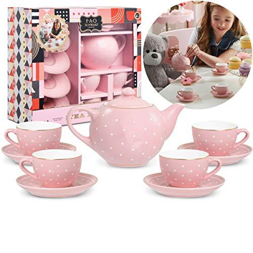 FAO Schwarz Ceramic Tea