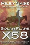 img - for Solar Flare X58: Dystopian Post-Apocalyptic EMP Survival Science Fiction Series (The Solar Flare Series) (Volume 1) book / textbook / text book