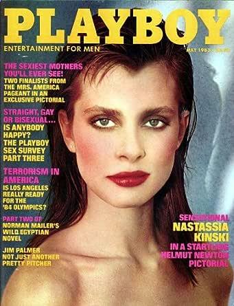 Nastassja Kinski full Playboy magazine Autographed at