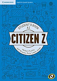 Citizen Z A1 Students Book with Augmented Reality - Pack de 3 libros - 9788490360118