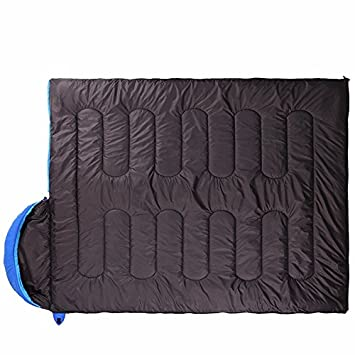 SUHAGN Saco de dormir Saco De Dormir Adulto Outdoor Indoor Seasons Camping Viajes Single Doble Bolsas