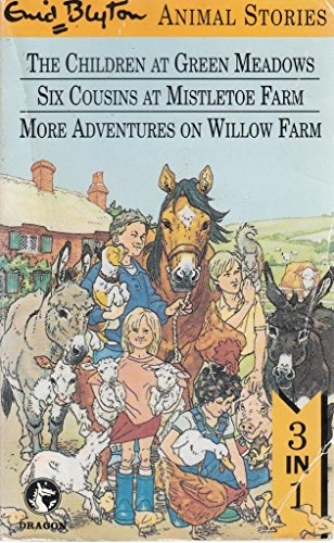 Willow Farm (Animal Stories:  The Children at Green Meadows, Six Cousins at Mistletoe Farm, and More Adventures on Willow Farm)