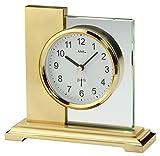 AMS Uhrenfabrik Clock, Standard Size, Gold