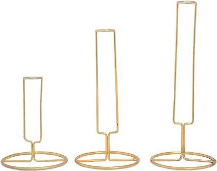 Crystal Table socle bougeoir chandelier Mariage Vacances Noël événements