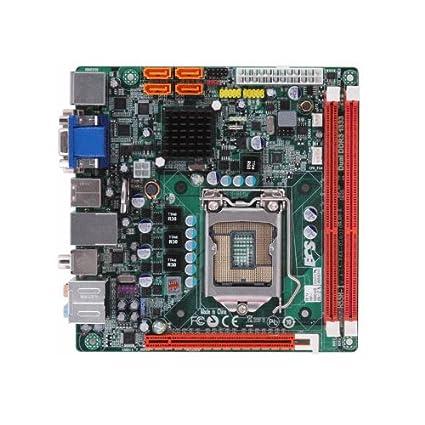 Amazon com: ECS Socket 1156/Intel H55/DDR3/HDMI/A&GbE/Mini ITX
