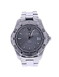 Tag Heuer Aquaracer automatic-self-wind mens Watch WAF1112 (Certified Pre-owned)