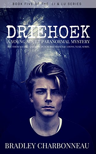 Driehoek: What if your 12-year old could read minds? (Li & Lu Book 5)
