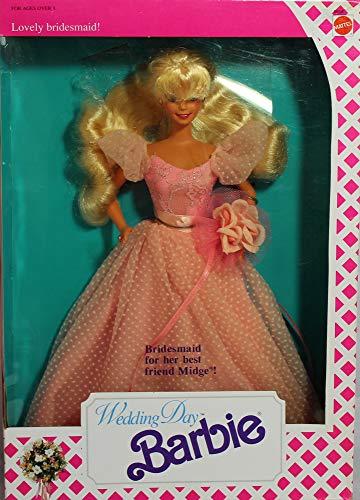 Barbie - Wedding Day - Bridesmaid for her best Friend Midge