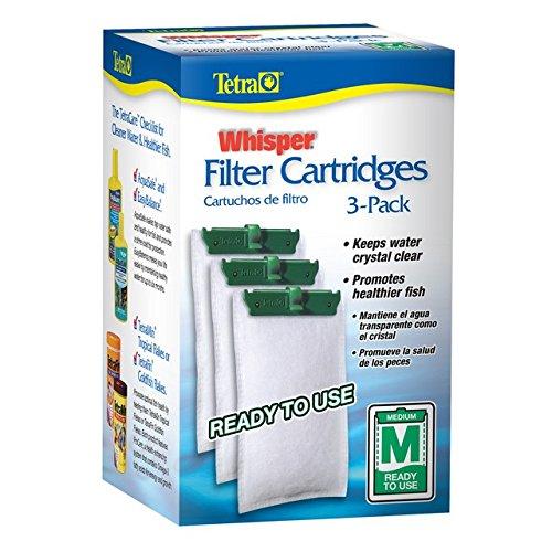Tetra Medium Carbon Filter Cartridges product image