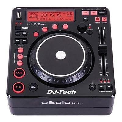 DJTECH USOLOMKII Digital DJ Turntable by DJ Tech Pro USA, LLC