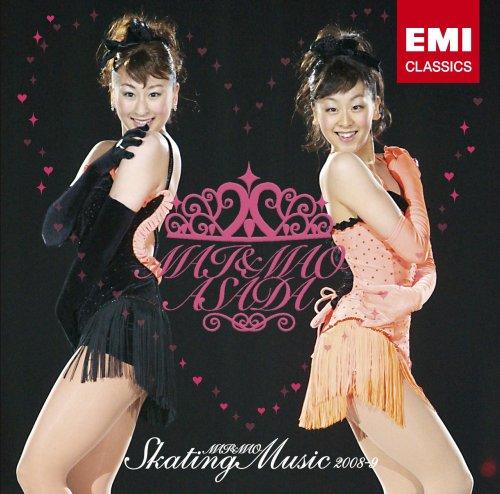 浅田舞&真央 スケーティング?ミュージック2008-09