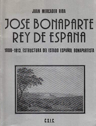 José bonaparte, rey de España (1808-1813): Amazon.es: Mercader Riba, Joan: Libros