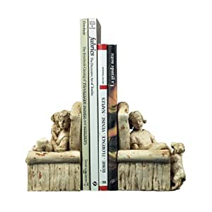 Sterling Industries 93-9040 Pair Norlina Bookends