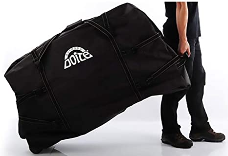 ASUD Bolsa de Transporte 14-27.5 Inch Plegable portabicicletas ...
