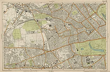 Amazon Com London Notting Hill Kensington St Johns Wd Hammersmith