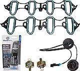 APDTY 141615 Intake Manifold Leak Repair Kit