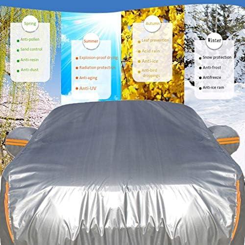 プラスアウディS5クーペ/スポーツバック/カブリオレと互換性ベルベットのカーカバーは耐引き裂き抵抗防水カーカバーSnowproof日焼け止め全天候カーカバーを着用してください (Size : S5 Coupe)