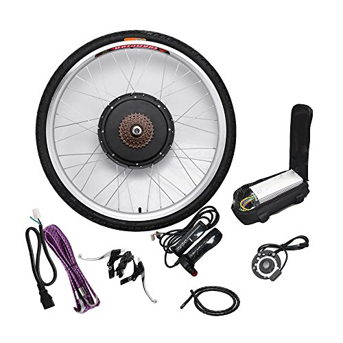 FCH 26'' Rear Wheel Electric Bicycle Conversion Kit (36V 500W) by FCH (Image #5)
