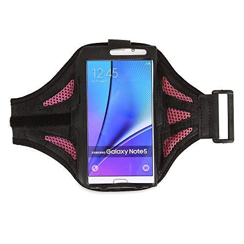 Sports Armband for Huawei Mate 8 (Black) - 9