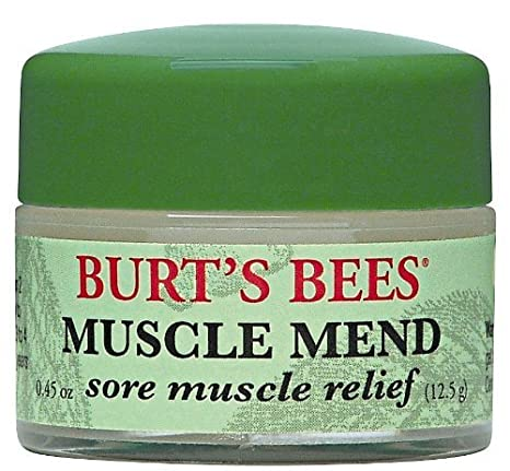 Burt's Bees Muscle Mend Balm 12.5 g by Burt's Bees (English Manual)