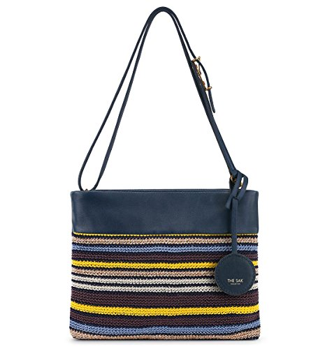 The Sak Soma Tomboy Convertible Crossbody Shoulder Bag Seaside