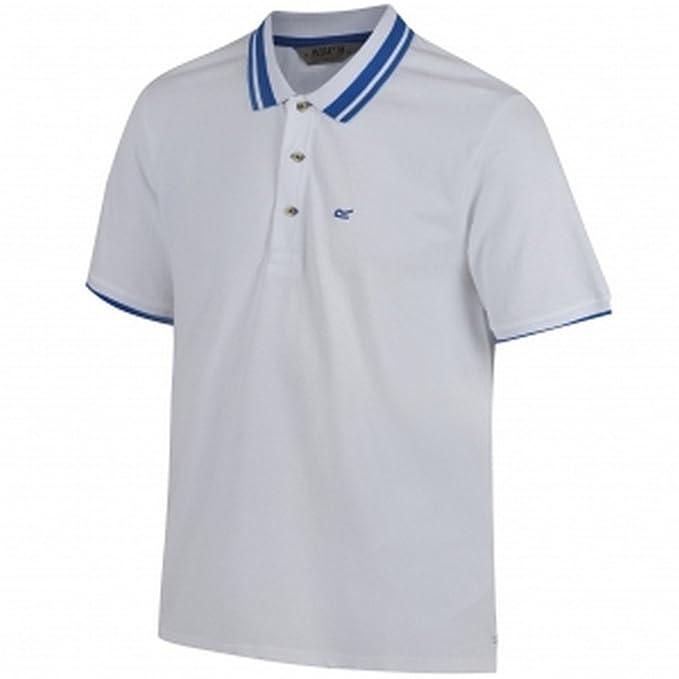 6608fecfa6005 Regatta Great Outdoors Mens Talcott Polo Shirt at Amazon Men's ...