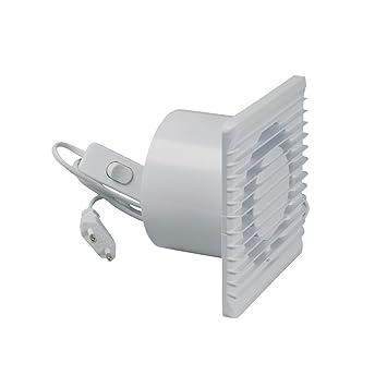 Europart 10031629 Abluft Ventilator Lüfter 100er 15W ...