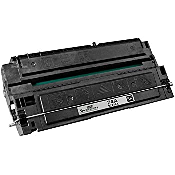 hp 74a compatible laser toner cartridge for hp 4l 4ml 4p 4mp canon lbp px. Black Bedroom Furniture Sets. Home Design Ideas