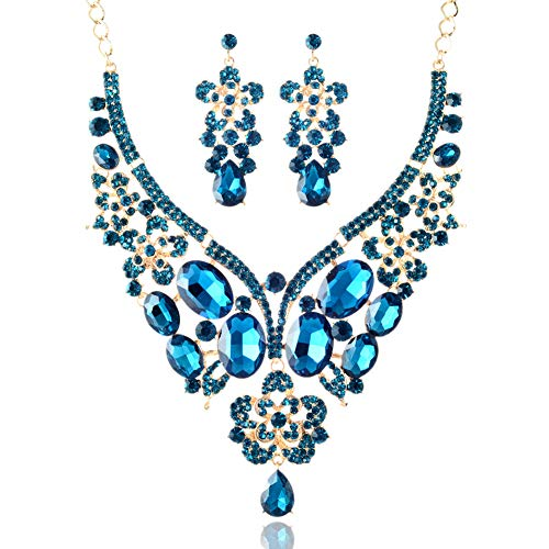 LAN PALACE African Jewelry Sets 18k Gold Dubai
