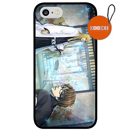 Bleach Anime iPhone 5 / 5s Case & Cover Design Fashion Trend Cool Case Back Cover Silicone 123 (Bleach 123)
