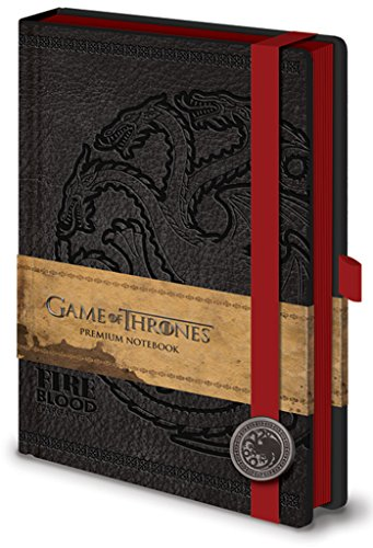 game-of-thrones-fire-blood-targaryen-premium-notebook-180-page-journal-notebook-6x8