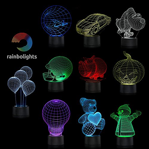 Dog Lover Gift Idea Night Light Ralph The Dog Led Does Not