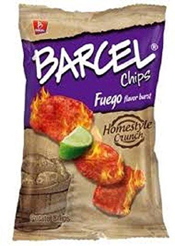 Potato Chips Toreadas Fuego 1.9 Oz Pack of 6