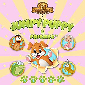 Jumpy Puppy and Friends Audiobook