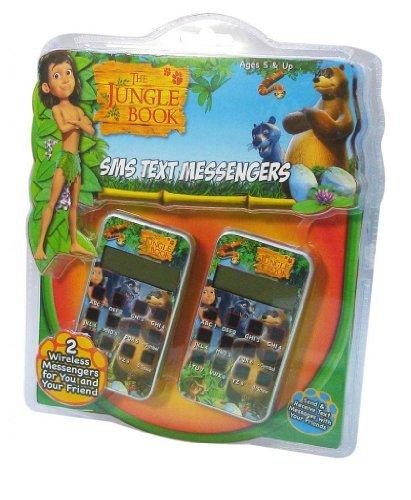 Jungle Book SMS Text - Messenger Text Sms