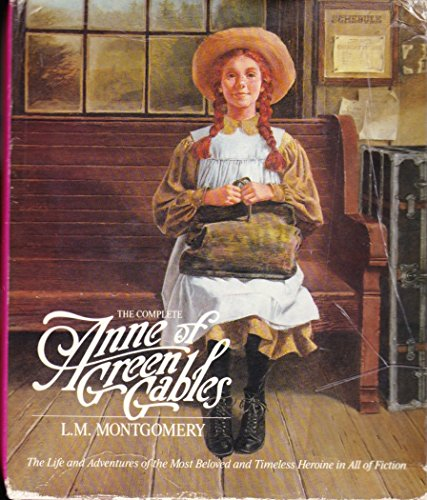 The Complete Anne of Green Gables 8 Volume set, Plus The Anne of Green Gables Diary