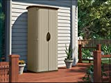 Suncast BMS1500 Vertical Utility Shed
