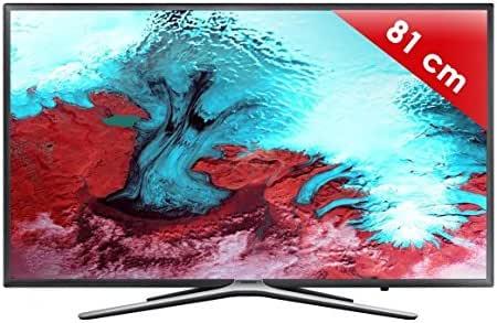 Samsung ue32 K5500 TV pantalla LCD 32 (80 cm, 1080 píxeles, sintonizador TNT, 400 Hz): Amazon.es: Electrónica
