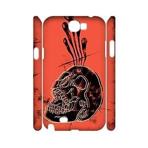 Death CUSTOM 3D Phone Case for Samsung Galaxy Note 2 N7100 LMc-57981 at LaiMc