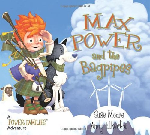 Max Power and the Bagpipes (Power Families) ebook