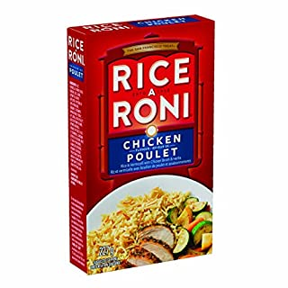 Rice-A-Roni Chicken (Pack of 12) (B00FOHS25O) | Amazon price tracker / tracking, Amazon price history charts, Amazon price watches, Amazon price drop alerts